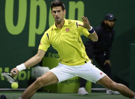 Djokovic chao mua giai 2016 bang mot thang loi hinh anh