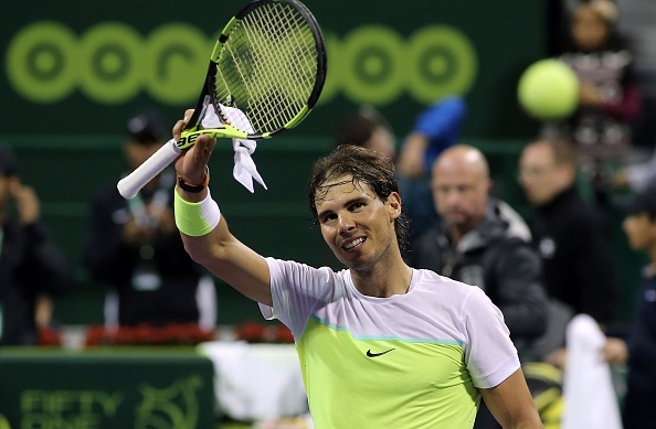Nadal nguoc dong vao vong 2 Qatar Open hinh anh 1