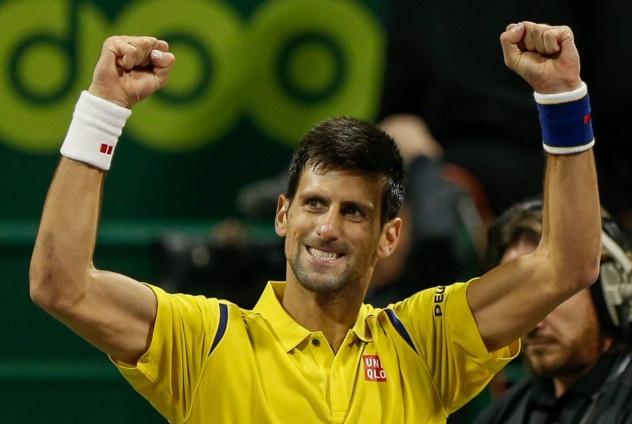 Djokovic, Nadal vao ban ket Qatar Open hinh anh