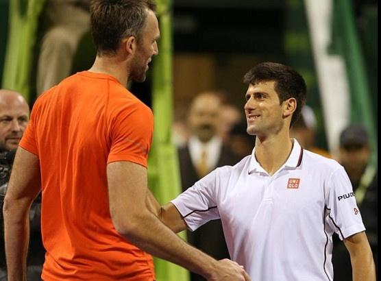 Thang cach biet Nadal, Djokovic lan dau vo dich Qatar Open hinh anh 2