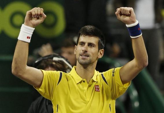 Thang cach biet Nadal, Djokovic lan dau vo dich Qatar Open hinh anh 1