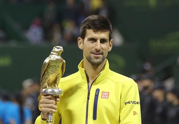 Thang cach biet Nadal, Djokovic lan dau vo dich Qatar Open hinh anh