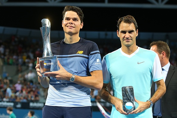 Federer ly giai that bai o chung ket ATP Brisbane hinh anh