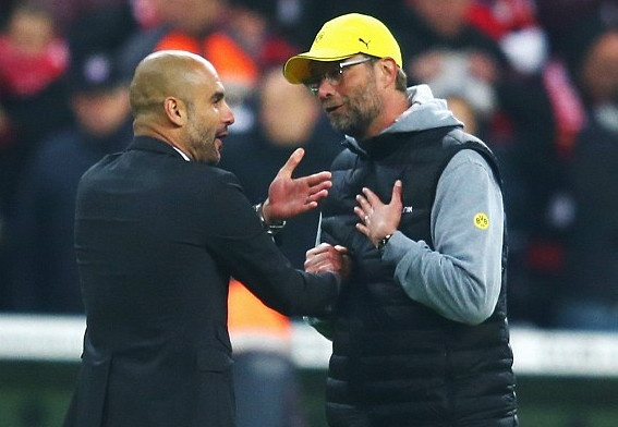 Klopp: 'Guardiola se soc neu den Premier League' hinh anh 1