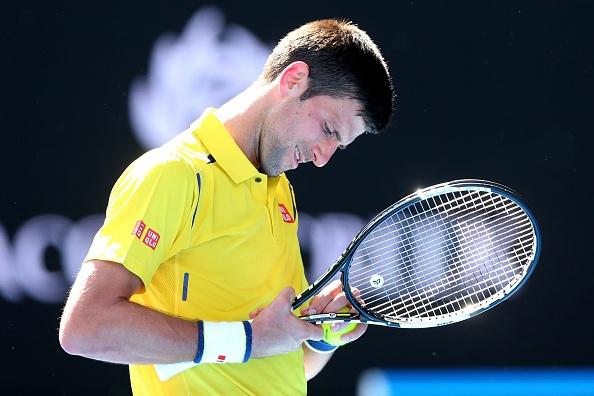 Djokovic thang chong vanh o vong 1 Australian Open hinh anh