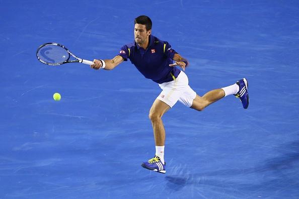 Djokovic nam thu 10 lien tiep vao vong 3 Australian Open hinh anh 1