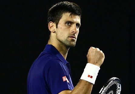 Djokovic nam thu 10 lien tiep vao vong 3 Australian Open hinh anh