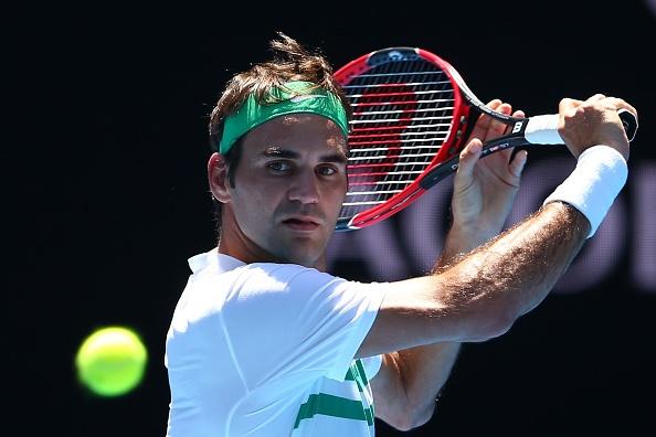 Federer thang de tai vong 2 Australian Open hinh anh
