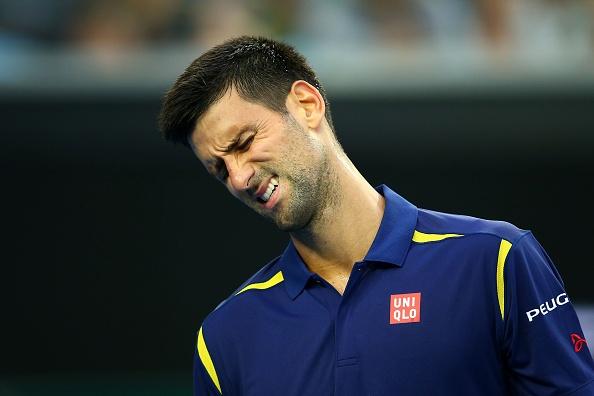 Djokovic nhoc nhan vao vong 4 Australian Open hinh anh