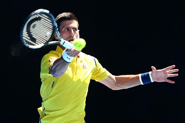 Djokovic vao tu ket Australian Open sau 5 set cang thang hinh anh 1