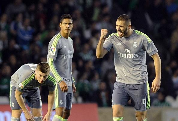 Ronaldo va dong doi kem duyen, Real dut mach thang hinh anh 7