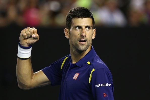 Ha Nishikori, Djokovic dai chien Federer tai ban ket hinh anh