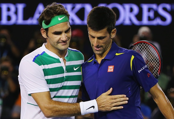 Federer 1-3 Djokovic: Lan thu 6 va 23 cho Nole hinh anh