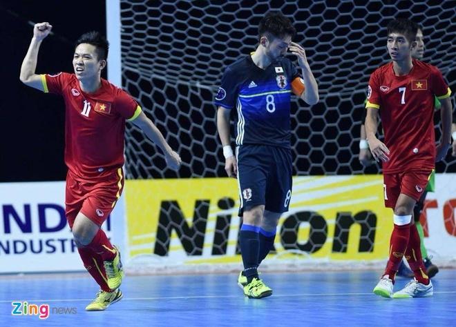 Thang Nhat Ban, futsal Viet Nam doat ve du World Cup hinh anh 5