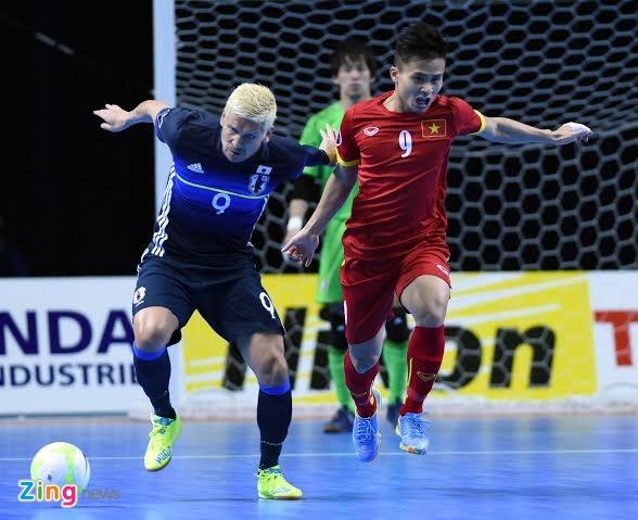 Thang Nhat Ban, futsal Viet Nam doat ve du World Cup hinh anh 6