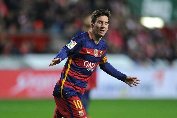Messi ghi ban thu 300, Barca xay chac ngoi dau hinh anh 1