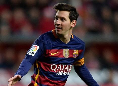 Messi ghi ban thu 300, Barca xay chac ngoi dau hinh anh