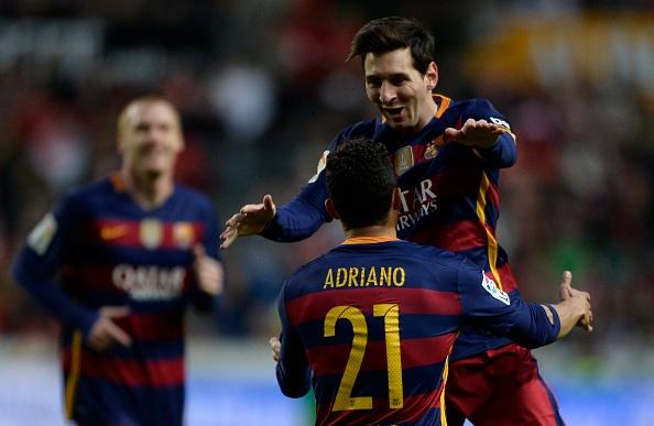 Messi ghi ban thu 300, Barca xay chac ngoi dau hinh anh 2