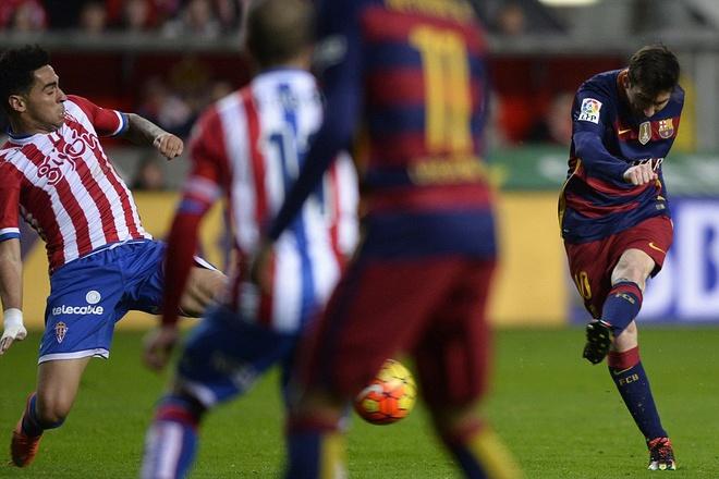 Messi ghi ban thu 300, Barca xay chac ngoi dau hinh anh 3