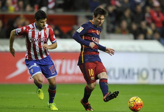 Messi ghi ban thu 300, Barca xay chac ngoi dau hinh anh 4