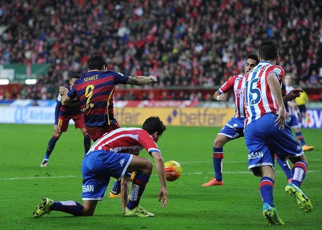 Messi ghi ban thu 300, Barca xay chac ngoi dau hinh anh 7