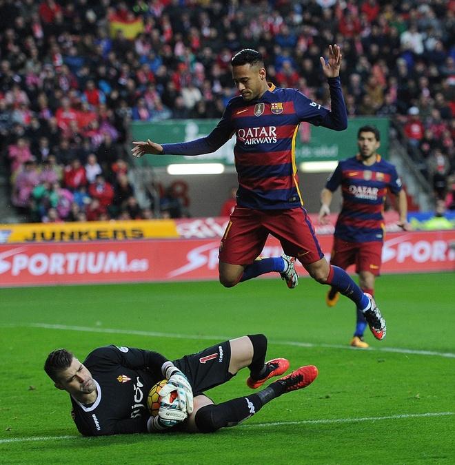 Messi ghi ban thu 300, Barca xay chac ngoi dau hinh anh 9