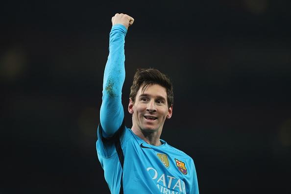 Messi pha dop Petr Cech, giup Barca dat mot chan vao tu ket hinh anh 6