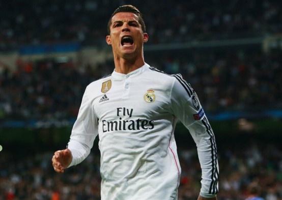 Ronaldo giup Real lan thu 6 lien tiep vao tu ket C1 hinh anh