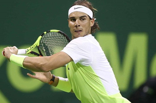 Nadal danh mat tu tin truoc them Indian Wells hinh anh 1