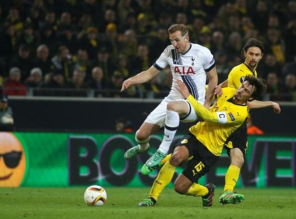 Dortmund thang dam Tottenham nho cu dup cua Reus hinh anh 11