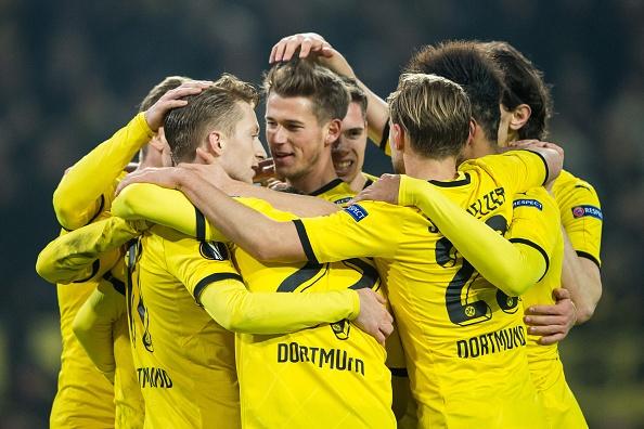 Dortmund thang dam Tottenham nho cu dup cua Reus hinh anh 13