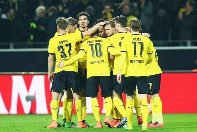 Dortmund thang dam Tottenham nho cu dup cua Reus hinh anh 4