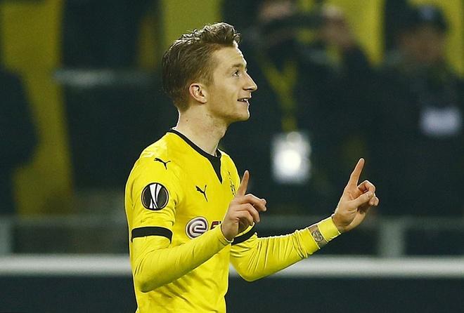 Dortmund thang dam Tottenham nho cu dup cua Reus hinh anh 7