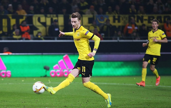 Dortmund thang dam Tottenham nho cu dup cua Reus hinh anh 8