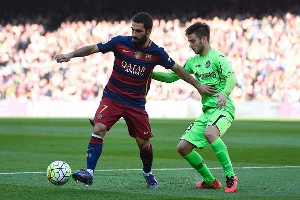 Barcelona vs Getafe anh 7