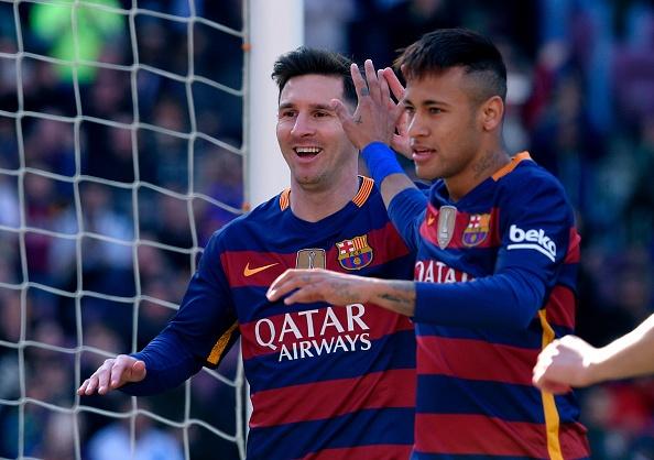 Barcelona vs Getafe anh 1