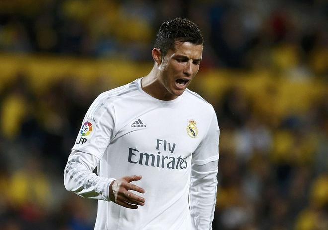 Ronaldo mo nhat, Real gianh 3 diem nho ban thang phut 89 hinh anh