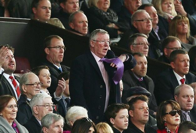 Sir Alex Ferguson mat niem tin vao MU hinh anh 1