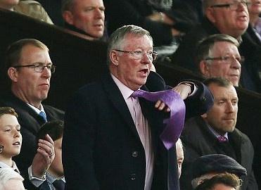 Sir Alex Ferguson mat niem tin vao MU hinh anh