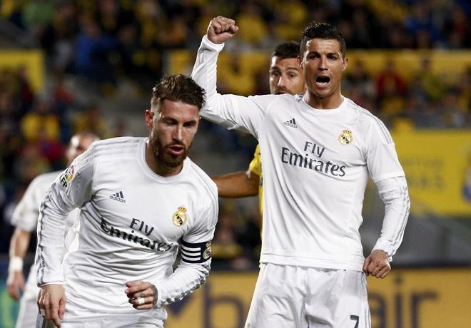 Ronaldo mo nhat, Real gianh 3 diem nho ban thang phut 89 hinh anh 5