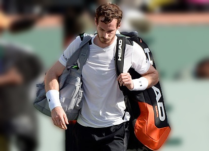 Murray bat ngo bi loai som tai Indian Wells hinh anh