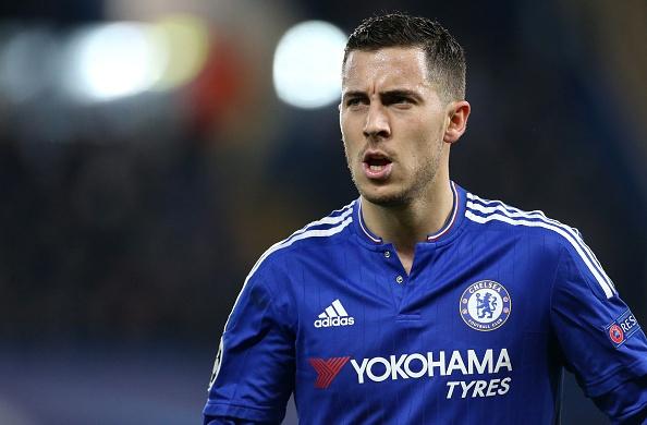 Chelsea dong y ban Hazard cho Real hinh anh