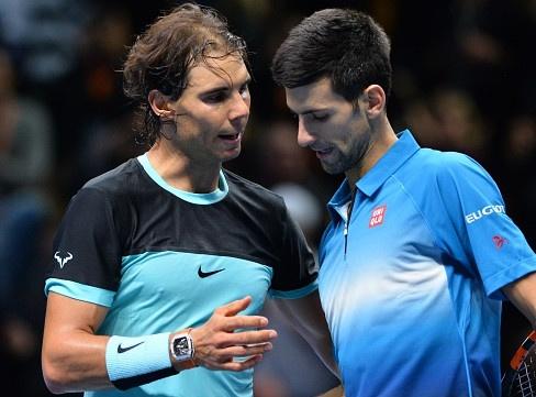 Djokovic dai chien Nadal tai ban ket Indian Wells hinh anh