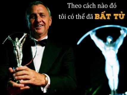 Nhung phat ngon de doi cua Johan Cruyff hinh anh