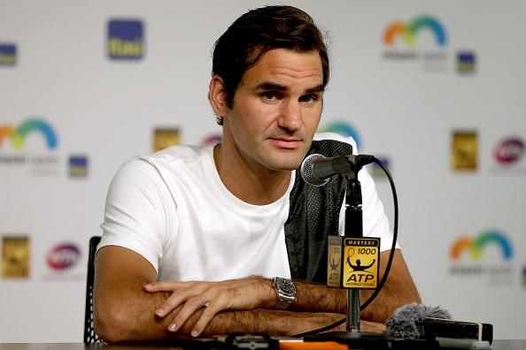 Federer rut lui khoi Miami Open vi dau da day hinh anh