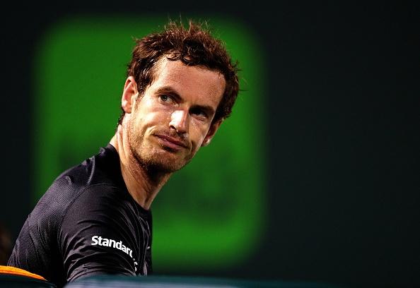 Murray va Serena lan luot bi loai khoi Miami Open hinh anh