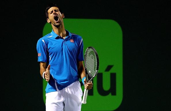 Thang an tuong Berdych, Djokovic vao ban ket Miami Open hinh anh 1