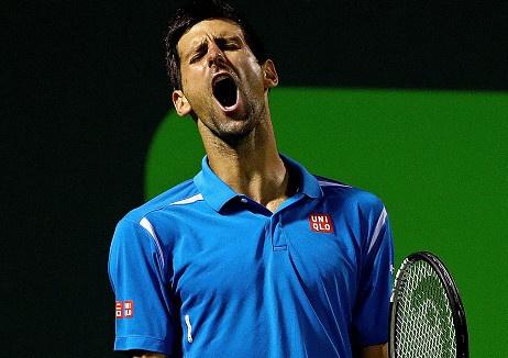 Thang an tuong Berdych, Djokovic vao ban ket Miami Open hinh anh