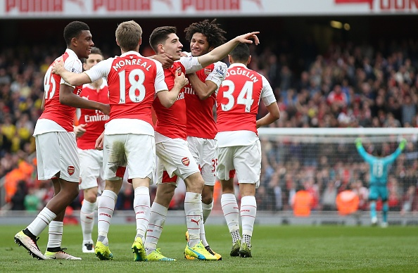 Cung thang dam 4-0, Arsenal va Man City nuoi hy vong vo dich hinh anh 22