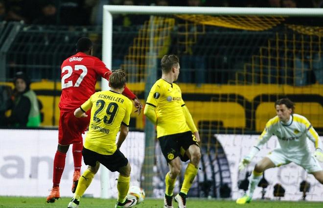 Liverpool hoa Dortmund trong ngay Klopp tro lai mai nha xua hinh anh 4